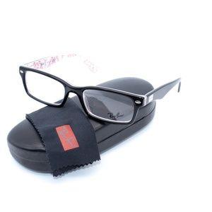 Ray-Ban RB Eyeglasses RB 5206 5014 52.18 140 Black